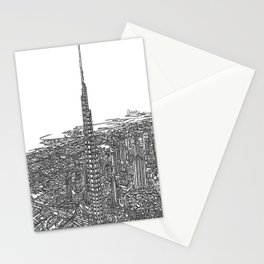 Dubai Stationery Cards