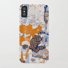 THE SACRED CITY Slim Case iPhone X
