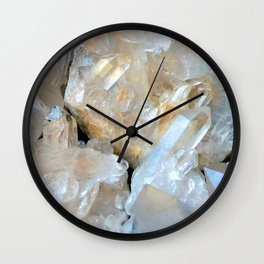 Fractured Wall Clock