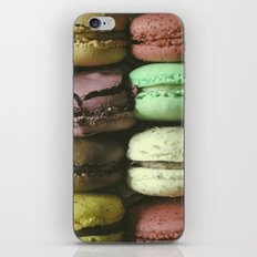 Macarons - Food Kitchen Photography iPhone & iPod Skin