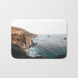 Big Sur, California // Bath Mat