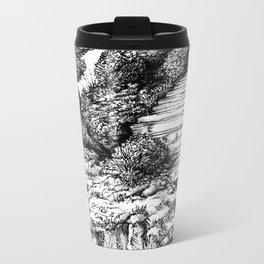 Ancient Tree III Metal Travel Mug