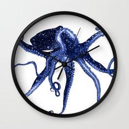 Cosmic Octopus II Wall Clock
