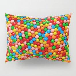 Mini Gumball Candy Photo Pattern Pillow Sham