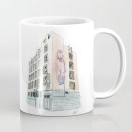 125 Manners Street Coffee Mug
