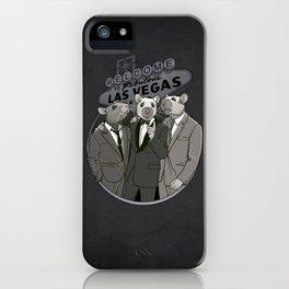 Rat Pack iPhone Case