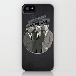 Rat Pack iPhone Case