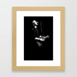 Chris Martin - Framed Art Print