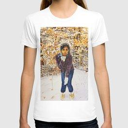 winter kiss T-shirt