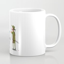 The False Grandmother Coffee Mug