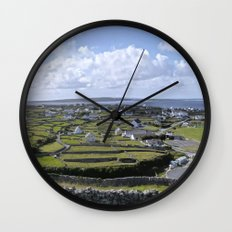 Inisheer Wall Clock