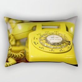 Here's  my number, call me Baby ! Rectangular Pillow