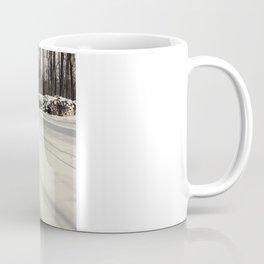 A Theif Comes Coffee Mug