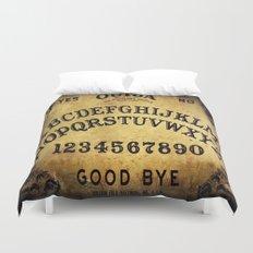 Ouija Board Duvet Cover