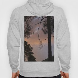 Sunset Through The Trees. Into The Woods. Hoody
