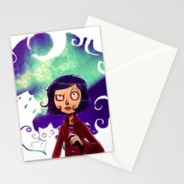 Coraline Stationery Cards