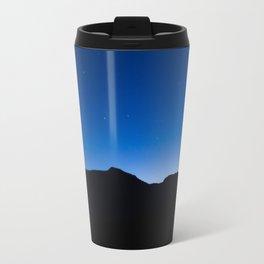 Price Lake at Blue Hour Travel Mug