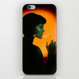 Fade Out iPhone Skin