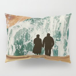 I LOVE YOU TO THE MOON AND BACK #society6 Pillow Sham