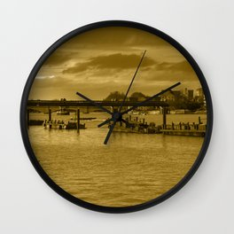 Putney Bridge  Wall Clock