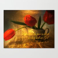 religious Canvas Prints featuring Religious by Vitta