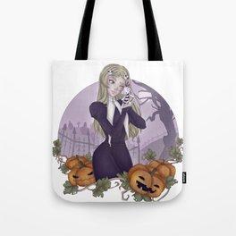 Pumpkins Tote Bag