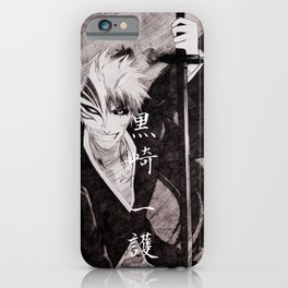 Hollows iPhone Case