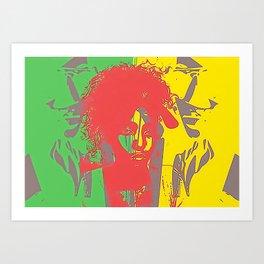 ZiRasta Art Print