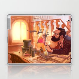 The Chemist Laptop & iPad Skin