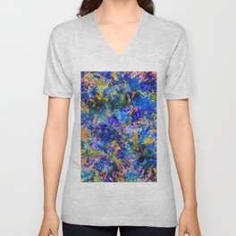 Pacific Kelp Forest Unisex V-Neck