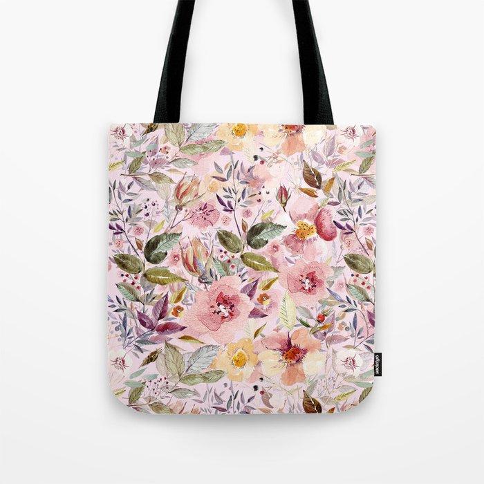 Late Summer Garden Tote Bag