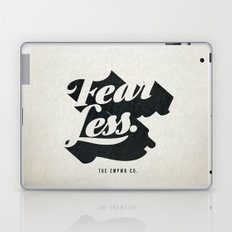 Fear Less Laptop & iPad Skin