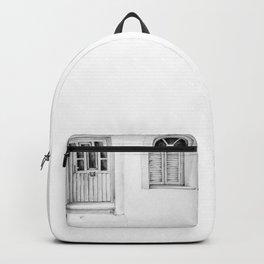 Greek Doorway Backpack