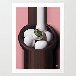 Error/ Art Print