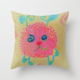 Who am I?-3 Throw Pillow