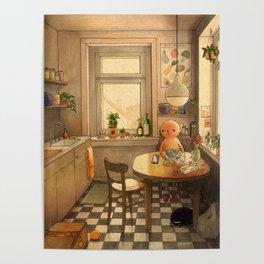 Kitchen 2 Poster