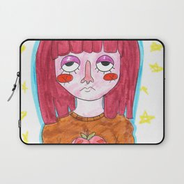 Its All Peachy Laptop Sleeve