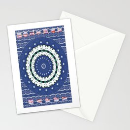 spring reflection Stationery Cards