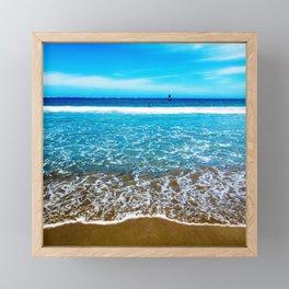 SeaView Framed Mini Art Print