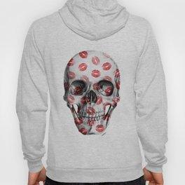 Kisses Skull Hoody