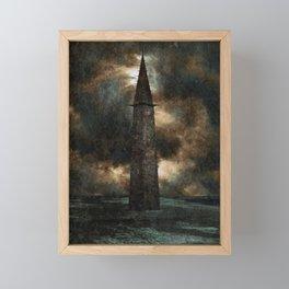 The Tower Framed Mini Art Print