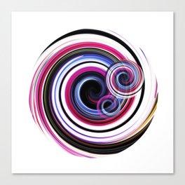 Swirl No. 2 Canvas Print