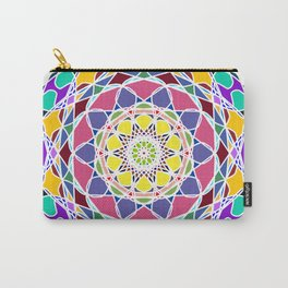 Universum Style Mandala Carry-All Pouch