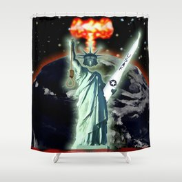 FREEDOOM FOR ALL!!! – 013 Shower Curtain