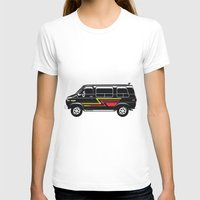 van T-shirts featuring Classic Van by Eyes Wide Awake