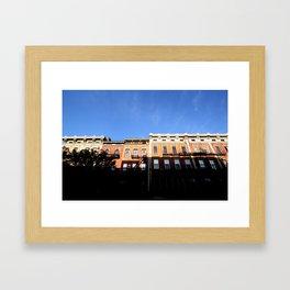 OTR Framed Art Print