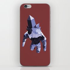 Crystal Golem iPhone & iPod Skin