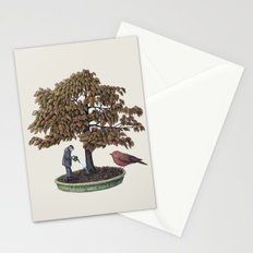 Enchanted Bonsai Stationery Cards