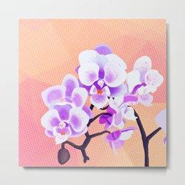orchid sister Metal Print
