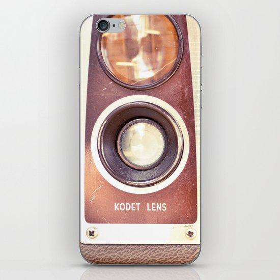 Vintage Camera iPhone & iPod Skin